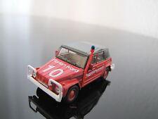 2 Stück (8,45€/Stk) Märklin H0 18707 4MFOR Feuerwehrfahrzeug VW 181 geschlossen