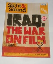 SIGHT & SOUND FEBRUARY 2008 - IRAQ. THE WAR ON FILM