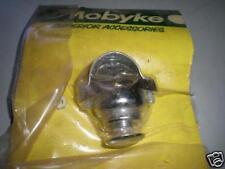 "NOS Mobyke Chrome Kill Switch 7/8"" Ducati Triumph BSA"