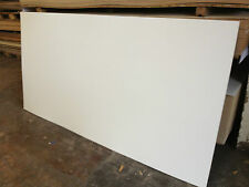 2440 x 1220 x 3mm White MDF sheet (8ft x 4ft)