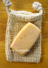 Sisal soap saver