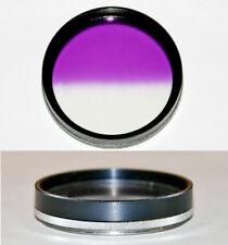 Filtro creativo viola digradante diametro 55 mm - Filter