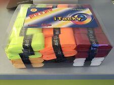 Overgrip Nastro coprimanico racchetta tennis Pro's Pro iTacky colori misti 60pz