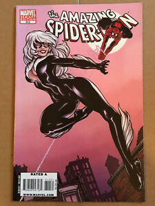 AMAZING SPIDERMAN 612 VARIANT ELECTRO BLACK CAT APPEARANCE
