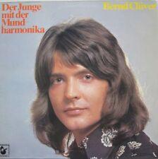 BERND CLUVER - DER JUNGE MIT DER MUNDHARMONIKA  -  LP