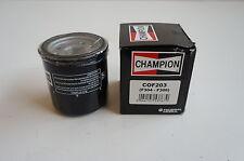 CHAMPION FILTRO OLIO COF203 YAMAHA ATV YXR660 Rhino Hardwood Camo 2004 2005