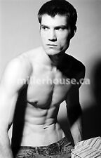 Lenox Fontaine Original B&W 35mm Film Negative Male Model Gay Interest Photo #21