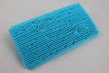 Cake Embosser Cutter Stamp Icing Cupcake Bark/Wood Effect Pastry Tool UK SELLER