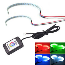 RGB Led Demon Eye Remote Control for Car Motorcycle Projector Headlight Retrofit