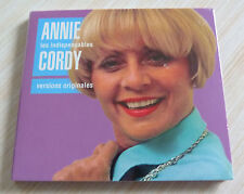 CD ALBUM DIGIPACK LES INDISPENSABLES ANNIE CORDY VERSION ORIGINALES 15 T NEUF