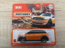 2021 Matchbox '11 Mini Countryman - 1:64 1/64 51/100 Orange