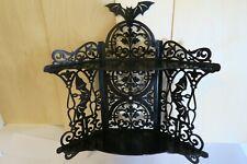 """new Handmade wooden corner shelf """"BAT"""" for homes or other"""