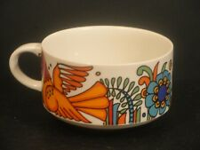 Villeroy & Boch Acapulco Design Stacking Coffee Cup made in Luxembourg