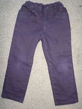 Girls Purple Jeans by Okaidl Age 3 Years Height 94cm