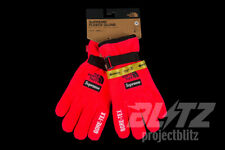 SUPREME THE NORTH FACE RTG FLEECE GLOVE BRIGHT RED M L XL SS20 GREEN BLACK TNF