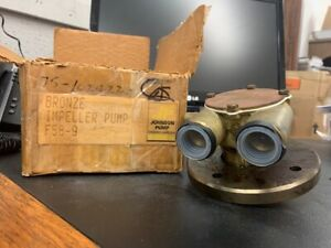 Johnson Pump Part # 10-24225-01 / F5B-9 Bronze Impeller Pump