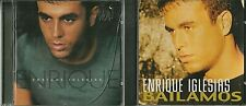 New ListingLot of 2 Enrique Iglesias Cds: Enrique / Bailamos
