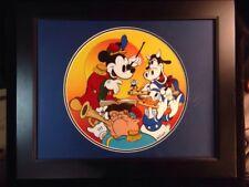 Art Of Disney Parks MICKEY MOUSE BANDLEADER Framed Mark Seppala Print -  Classic