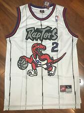 Men's Kawhi Leonard Toronto Raptors Throwback Swingman Jersey White Size S-XXL