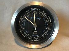 Rare 1960s Taylor Stormoguide Barometer Designed by Kenneth Grange Working Order
