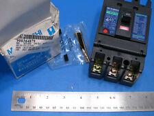 Mitsubishi No Fuse Circuit Breaker Nf50 Cw 3p 40a New In Box