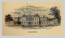 BADMINTON LIBRARY, Heathcote and Tebbutt / Skating First Edition