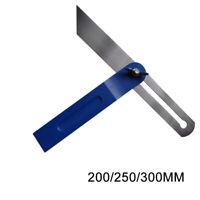Winkelmesser Schmiege Winkelschmiege Gradmesser Stellschmiege 200-300mm new