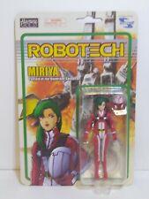 Robotech Macross Harmony Gold Toynami Miriya  Figure Macross New On Card Mint...