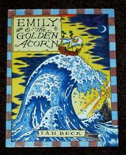 Emily And The Golden Acorn Ian Beck Doubleday 1992 First Edition Good Condition