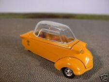 1/43 Gama Messerschmitt Kabinenroller gelb 51007