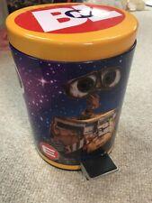 Disney Pixar WALL-E EVE Trash Can Garbage WasteBasket Pop-Up