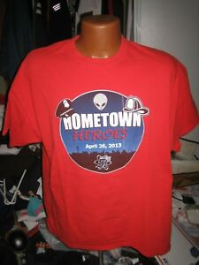 Las Vegas 51s hometown heroes t-shirt aaa baseball mets mlb stars Extra Large