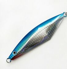 """THE """"SLICER"""" SLOW PITCH JIGS, DOUBLE ASSIST HOOKS, FREE SHIPPING"""