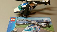 Lego City Police Helicopter (7741)