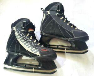 Cougar Ice Hockey Skates Men's Size US 6 EUR 38