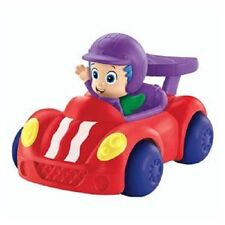 Fisher Price Nickelodeon Bubble Guppies vehicles car Gil & Red Racer