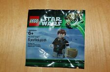 LEGO Star Wars Hoth Han Solo Exclusive Minifigure Polybag (5001621)