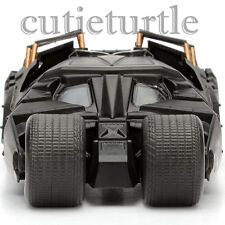 Jada Batman Batmobile Tumbler The Dark Knight 1:32 Diecast Toy Car 98232 Black