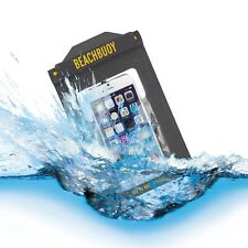 BeachBuoy Waterproof Smartphone Case Cover for iPhone, Samsung, HTC,  etc.