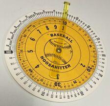 1961 Colco Hoosahitter Batting Average Calculator