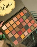 Beauty Creations OLIVIA Eye Shadow Palette Highly Pigmented 100% Authentic