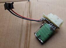 Opel Vectra B Vorwiderstand Widerstand Heizung Dropping resistor Valeo 90463851