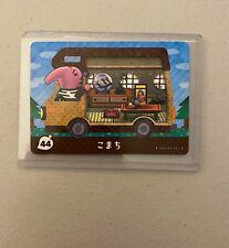 Snooty #44 *Authentic* Animal Crossing Amiibo Card | NEW | JPN Version |