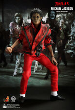 Hot Toys MICHAEL JACKSON Thriller Version 1/6 Scale Action Figure