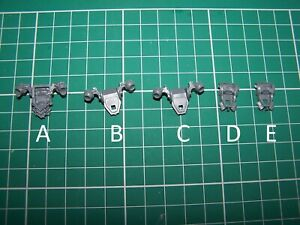 Chaos Space Marine Havoc Backpack bits
