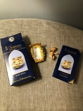 """Baby Jesus Fontanini 5"""" Roman Centennial Collection with box and story card!"""