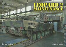 Tankograd In-Detail: Leopard 2 Maintenance