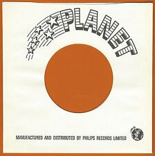 PLANET REPRODUCTION RECORD COMPANY SLEEVES - (pack of 10)