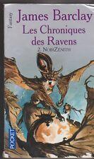 Les chroniques des Ravens, To 2 : NoirZénith  . J.Barclay . 23/11