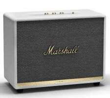 MARSHALL Woburn II Bluetooth Speaker - White - Currys